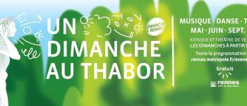 Dimanche au Thabor : musiques actuelles Rennes