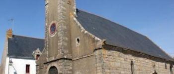 Visite insolite de la chapelle de Kervalet Batz-sur-Mer
