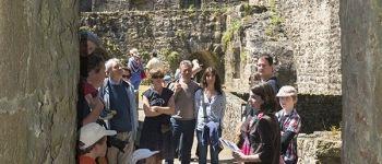 Visite découverte du château de Clisson : le château fort Clisson
