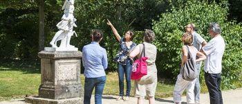 Architecture et paysages : visite découverte de la Garenne Lemot Gétigné