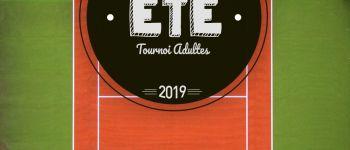 USB tennis : tournoi d'été 2019 Bouguenais