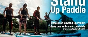 Découverte afterwork stand up paddle Vertou