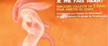 Parcours collectif Pour arrêter de fumer, je me fais aider Rennes