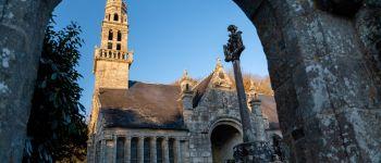 Visite guidée de l'église Notre-Dame. Châteaulin