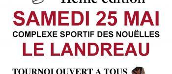 Tournoi F.P.P. (fléchettes, palets laiton, ping-pong) Le Landreau