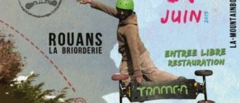 Championnats de France de Mountainboard Freestyle Rouans