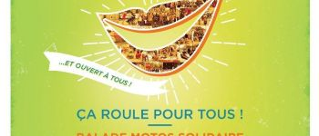 Balade Motos Solidaire « Ça roule pour tous » Saint-Nazaire