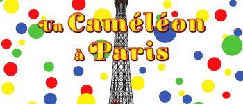 Un caméléon à Paris Nantes