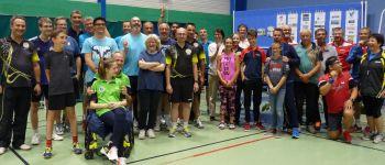 Tournoi festif de tennis de table en individuel Vigneux-de-Bretagne