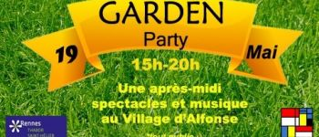 Garden party au Village Rennes