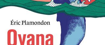 Eric Plamondon, en dédicace à librairie Coiffard Nantes