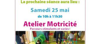 Atelier motricité parents-enfants de 18 mois à 4 ans Donges