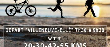 Randonnée VTT Guidel