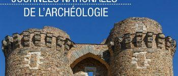 Journées nationales de l'archéologie Châteaubriant