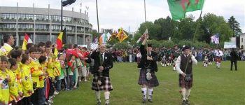 Tournoi des Trente international celte des écoles de rugby Lanester