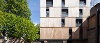 Architecture, résidence étudiante «Paris Thabor» Rennes