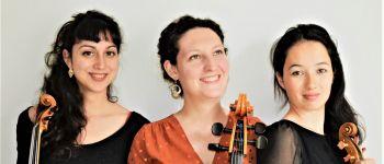 « L'odyssée de Jean Cras » concert trio à cordes Ploemeur