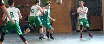 Finale régionale de basket ball, U20M R1 Carquefou