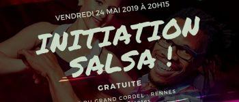 Initiation à la salsa (gratuite) Rennes