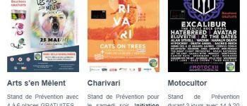 Festivals et prévention avec DicoLSF Nantes
