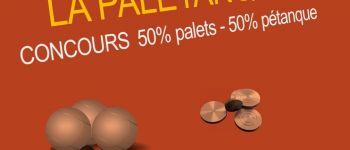 Tournoi de paletanque (combinaison de palets et pétanque) Héric