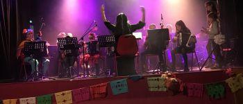 Représentation musicale des élèves de l\association la Clé de sol Plessé