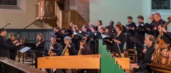 Concert 7 Chapelles en Arts : Chœur de chambre et Dulcis Melodia Guidel