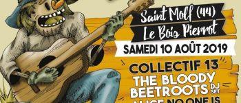 Festival Champs libres, festival éclectique, familial Saint-Molf