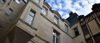 Arrêt patrimoine, hôtel de la Moussaye Rennes