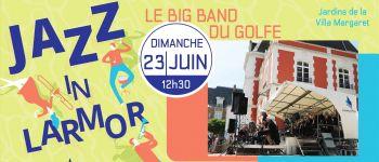 Jazz In Larmor : Le Big Band du Golfe Larmor-Plage