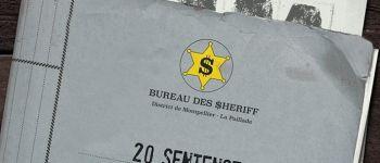 Dédicace Eddy Bonin « Au nom de la loi, Les $heriff » Saint-Nazaire