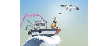 Dédicace POG et Le Bihan : « ô Pacifique : l'eau qui dort » Rennes