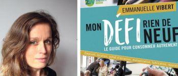 Rencontre et dédicace - autour de « Mon défi, rien de neuf» Rennes