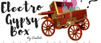 Jam Electro Gypsy Box avec Costel Lacatus et invités Nantes