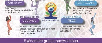 Journée Internationale du yoga Saint-Nazaire