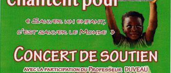 Cantadune reçoit Selun'air au profit de la Chaîne de l'espoir Saint-Nazaire