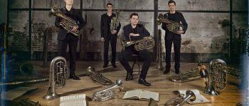 Opus 333, quatuor de saxhorns Larmor-Plage
