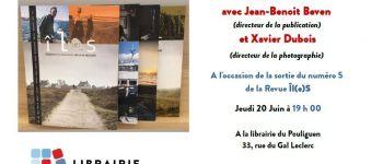 Rencontre avec Jean-Benoit Beven et Xavier Dubois Le Pouliguen