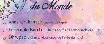 Festival des Chants Sacrés du Monde Nantes