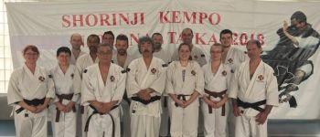 Journée découverte du Shorinji-Kempo, art martial traditionnel Sainte-Luce-sur-Loire