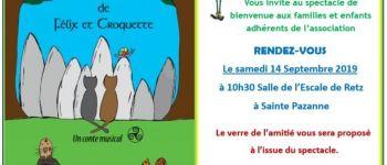 Marionnettes et musique Sainte-Pazanne