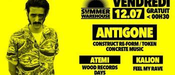 Antigone, Atemi, Kalion Nantes