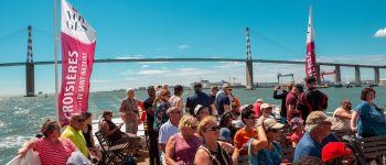 Embarquez pour la croisière-découverte : Saint-Nazaire-sur-Mer Saint-Nazaire