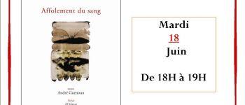 Signature de Marie-Josée Christien Quimper