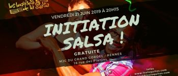 Initiation à la salsa Rennes