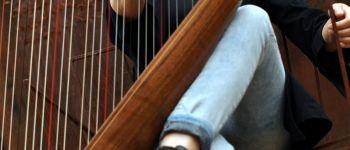 Aurore Bréger, harpe celtique Vay