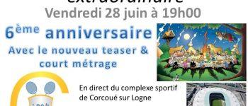 Assemblée générale extraordinaire du badminton Corcoué-sur-Logne