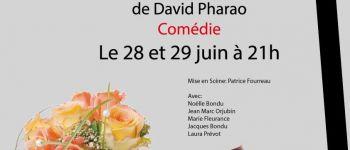 « Mariage et châtiment » de David Pharao Nantes