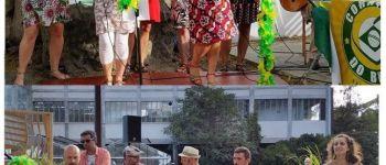 Concert de musique brésilienne sur l\île de Nantes Nantes