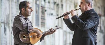 Vardan Hovanissian et Emre Gültekin Bouguenais